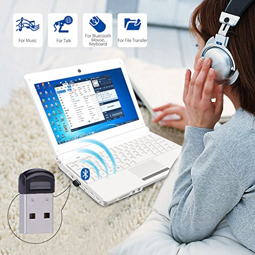 Avantree USB Bluetooth 40 Adapter Dongle For PC Laptop