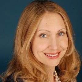 public speaker Ursula Mentjes