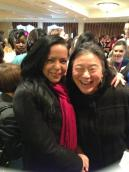 FLOTUS' Chief of Staff, Tina Tchen