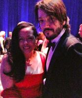 Diego Luna at the 2013 CHCI Gala.