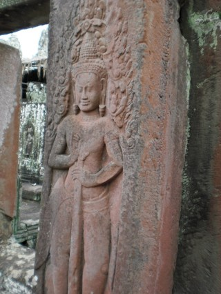 Apsaras in Angkor Thom