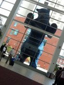 Conference at Denver in July, 2012. The picture shows the Big Blue Bear. I wrote the first post on this blog about the Big Blue Bear.