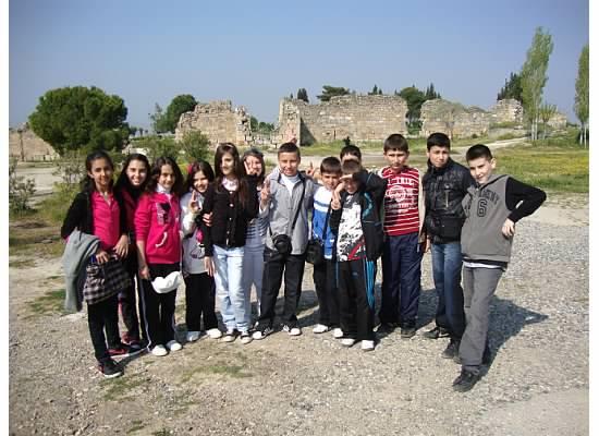Children in Turkey