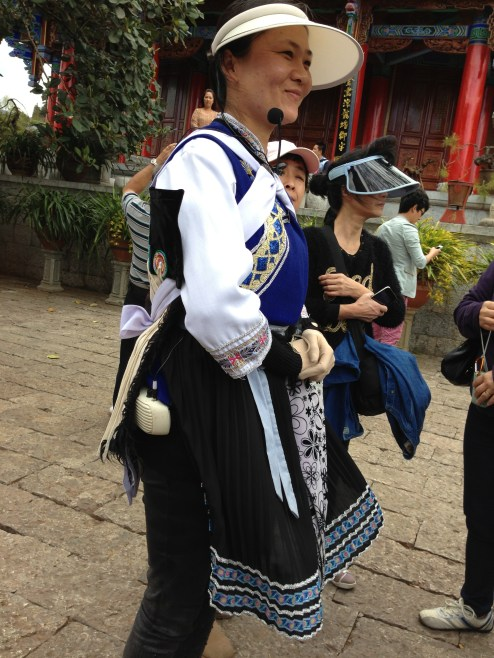 Naxi group in LiJiang