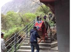 Yunnan-climbing up the mountain