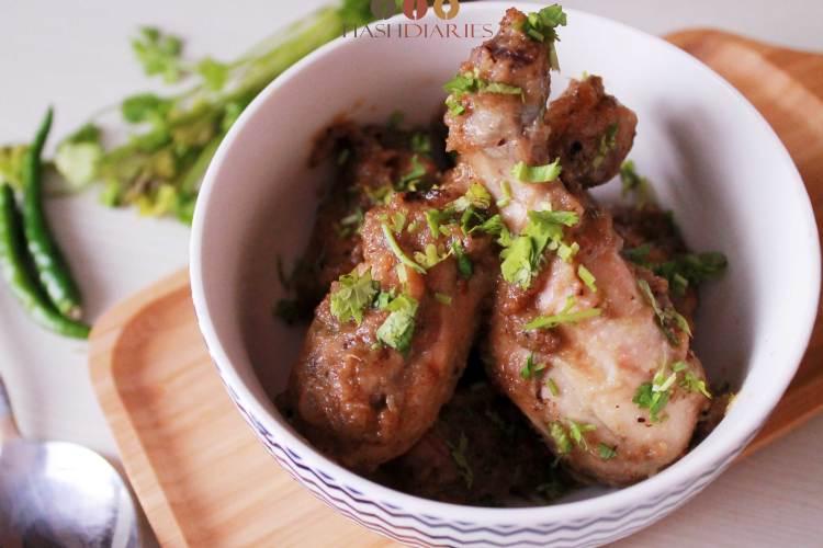 Chicken ala poos recipe