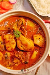 Bengali Chicken Curry Recipe
