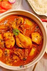 Murgir Jhol   Bengali Chicken Curry Recipe [Video Recipe]
