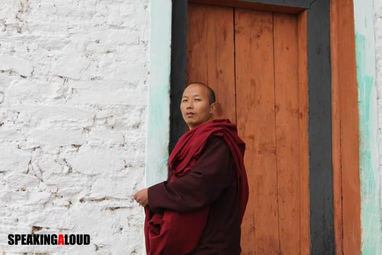 Jigme Dorji National Park Buddhist Monastery