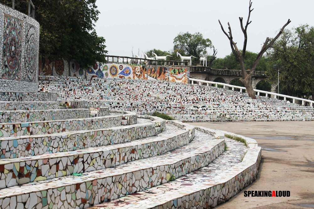 rock garden chandigarh location