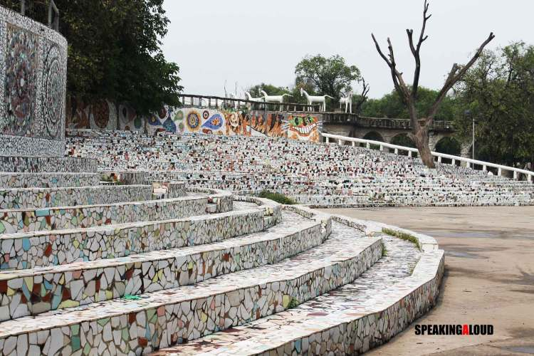 rock garden chandigarh location