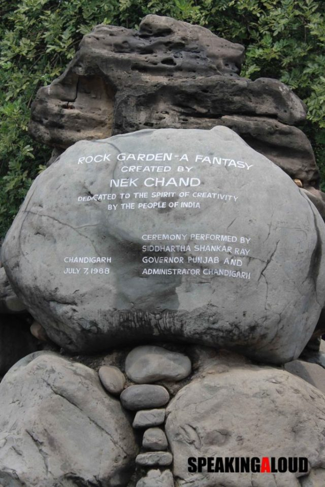 rock garden chandigarh photo