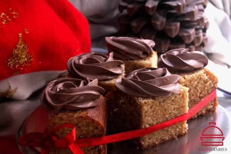 Christmas Gingerbread Cake Recipe