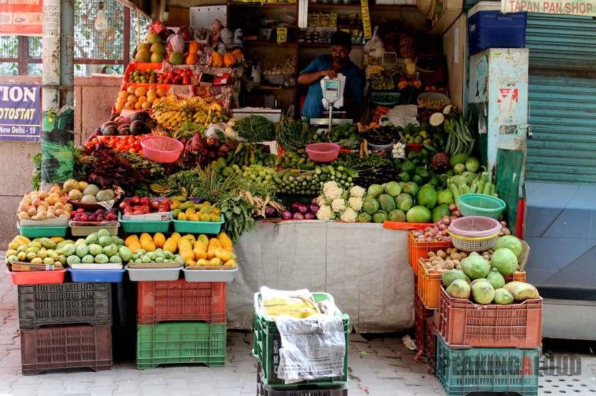 Chittaranjan Park Markets