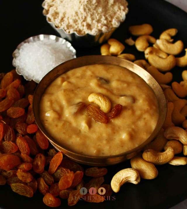 Bengali Satyanarayan Shinni Prasad Recipe