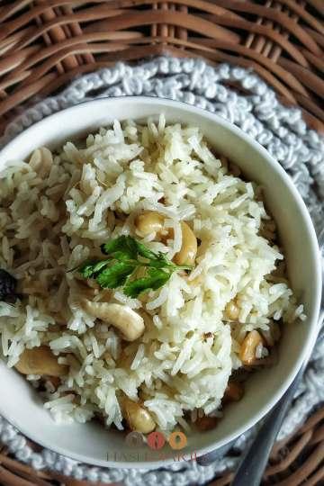 Bengali Mishti Pulao Sweet Pulao Recipe
