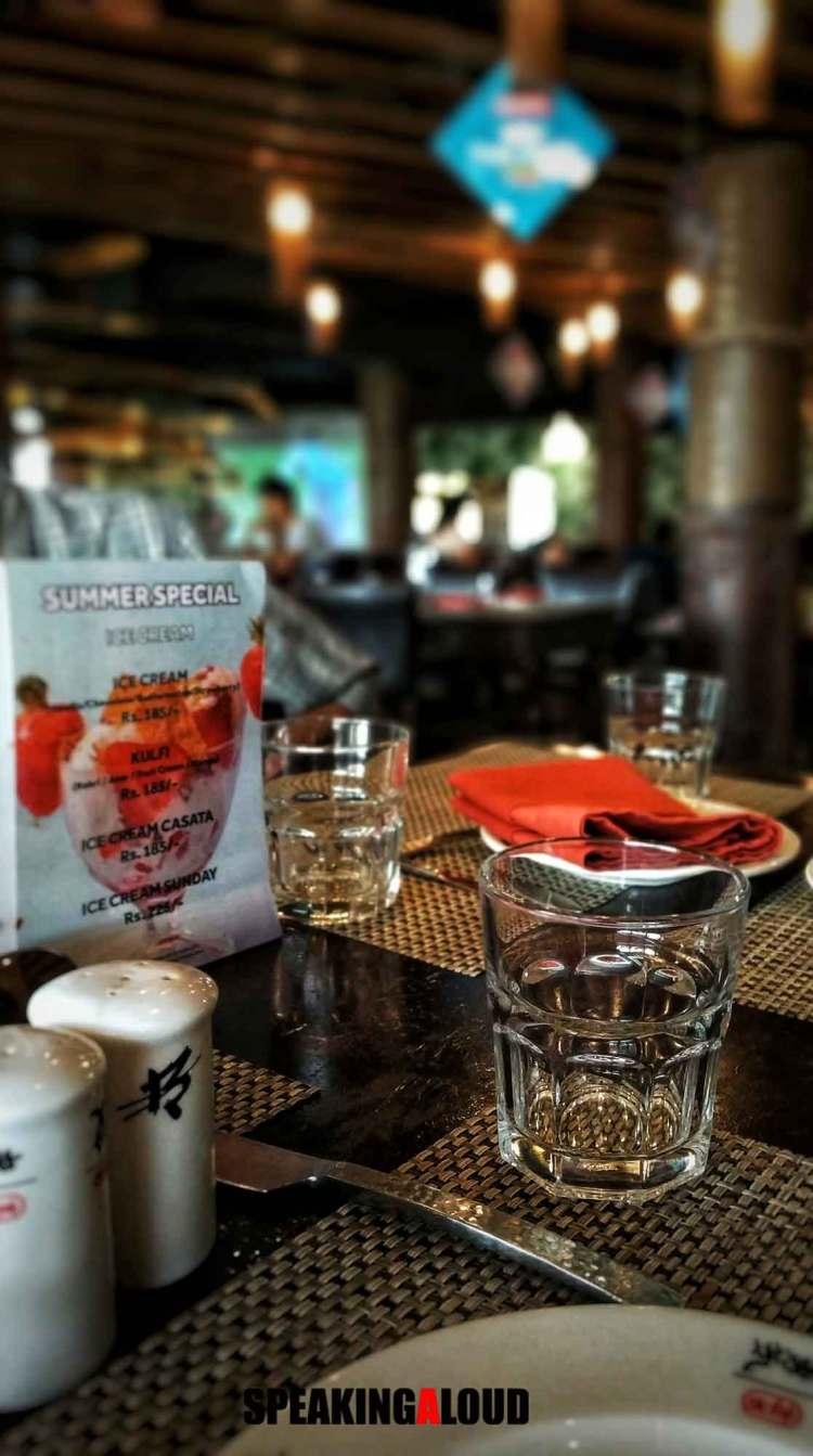 Q'BA - Bercos Restaurant Review