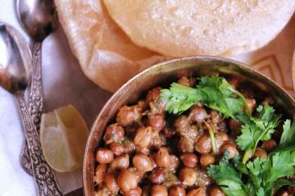 Kala Chana recipe