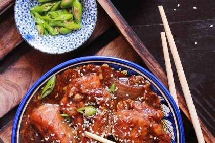 Chicken with Lemongrass recipe