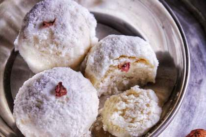 Pranhara Sandesh recipe