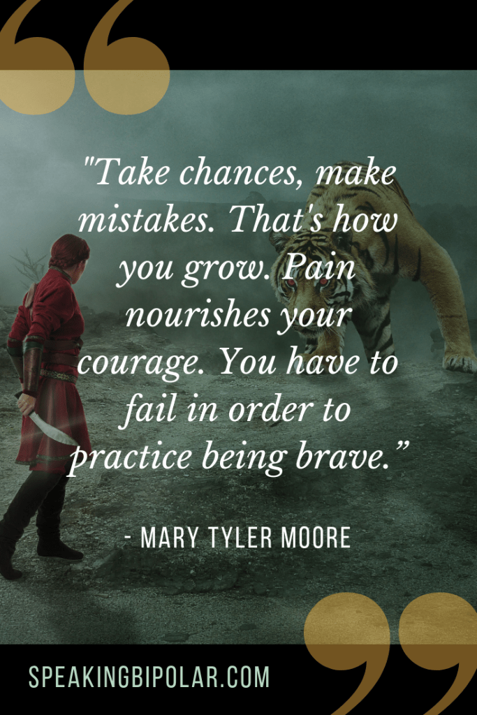 Are you brave? You may not think so, but often we are much braver than we realize. Read a story about discovering how to have more courage. | #MondayMotivation #brave #courage
