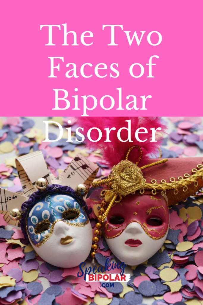 I am invincible and can conquer everything. I am beaten and broken. I can't do anything. Sound familiar? Read how the two extremes of bipolar can affect you. | #bipolar #mentalillness #SpeakingBipolar