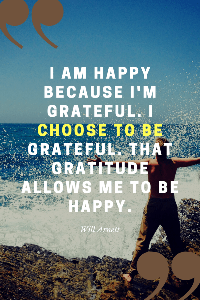 Achieve an attitude of gratitude in Part 2 of the Spotlight on Gratitude series. This post features eight more inspiring gratitude quotes with ideas of how to apply them in your life. | #gratitude #chronicillness #bipolar #spoonie #mentalillness