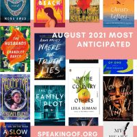 August 2021 Most Anticipated New Releases