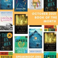 October 2021 Book of the Month
