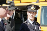 Princess Marie: Basic Training with the Civil Defense in 2011