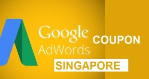 google adwords coupon singapore