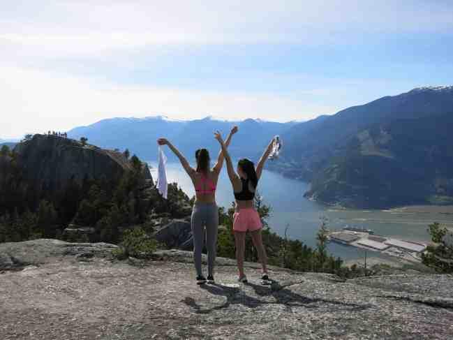 The Squamish Chief