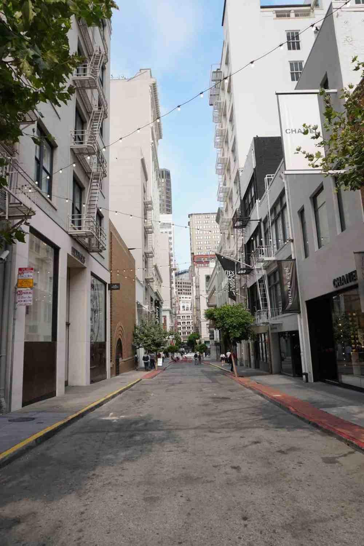 San Francisco Maiden Lane