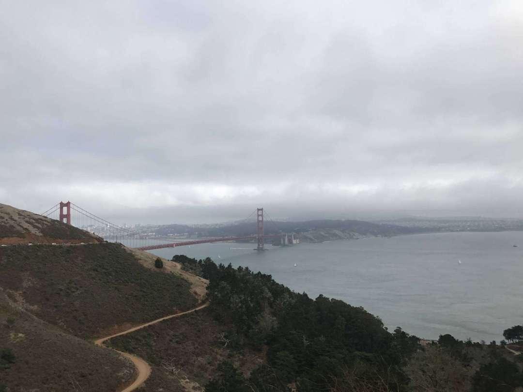 San Francisco Marin Headlands