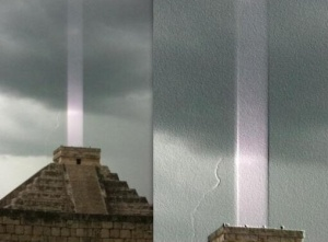 /*\ World's Pyramids Beaming Energy To Mysterious Space Cloud /*\ (3/3)