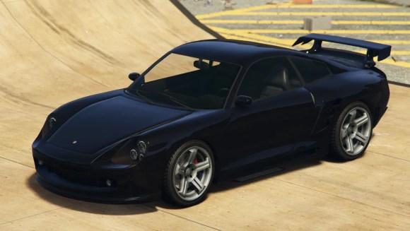 Comet in GTA 5