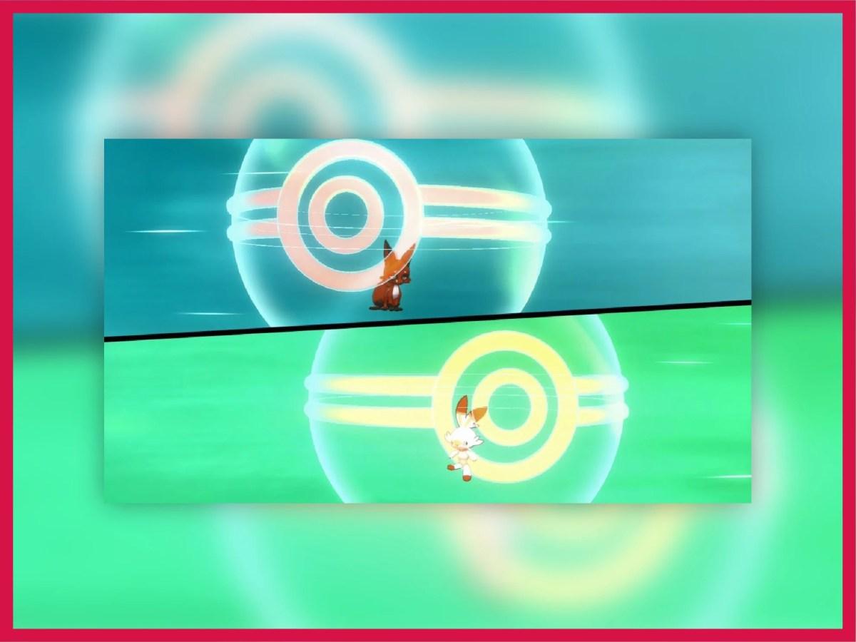 trading in pokemon sword and shield