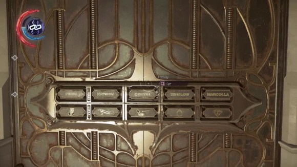 solving jindosh riddle in dishonored 2