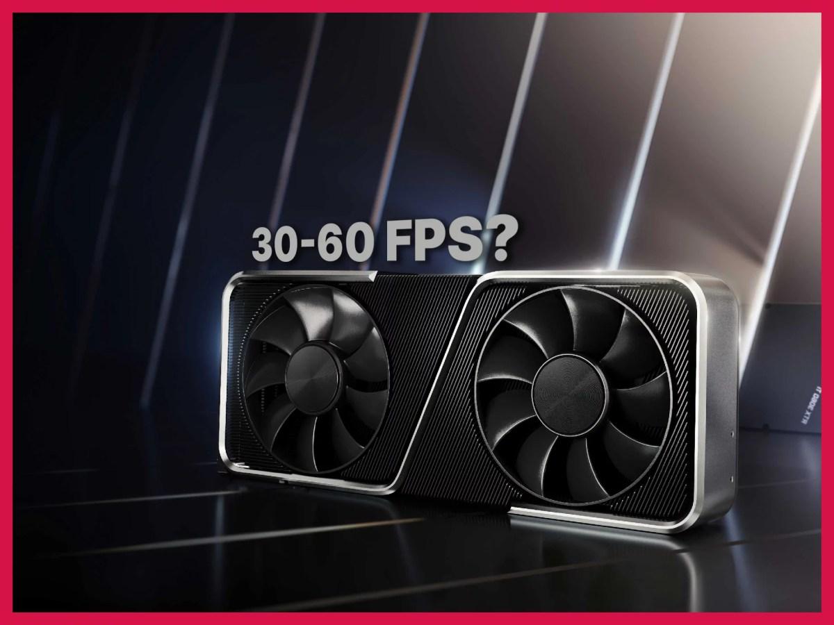 low fps 3060 ti