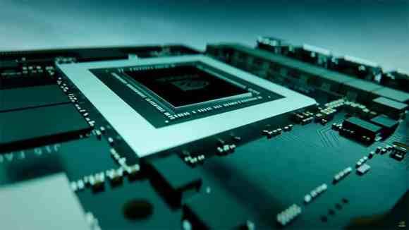 nvidia rtx 3000 series mobile gpu