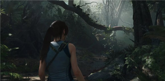 shadow of the tomb raider ray tracing on