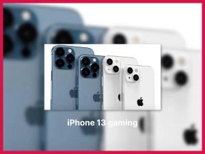 iphone 13 gaming