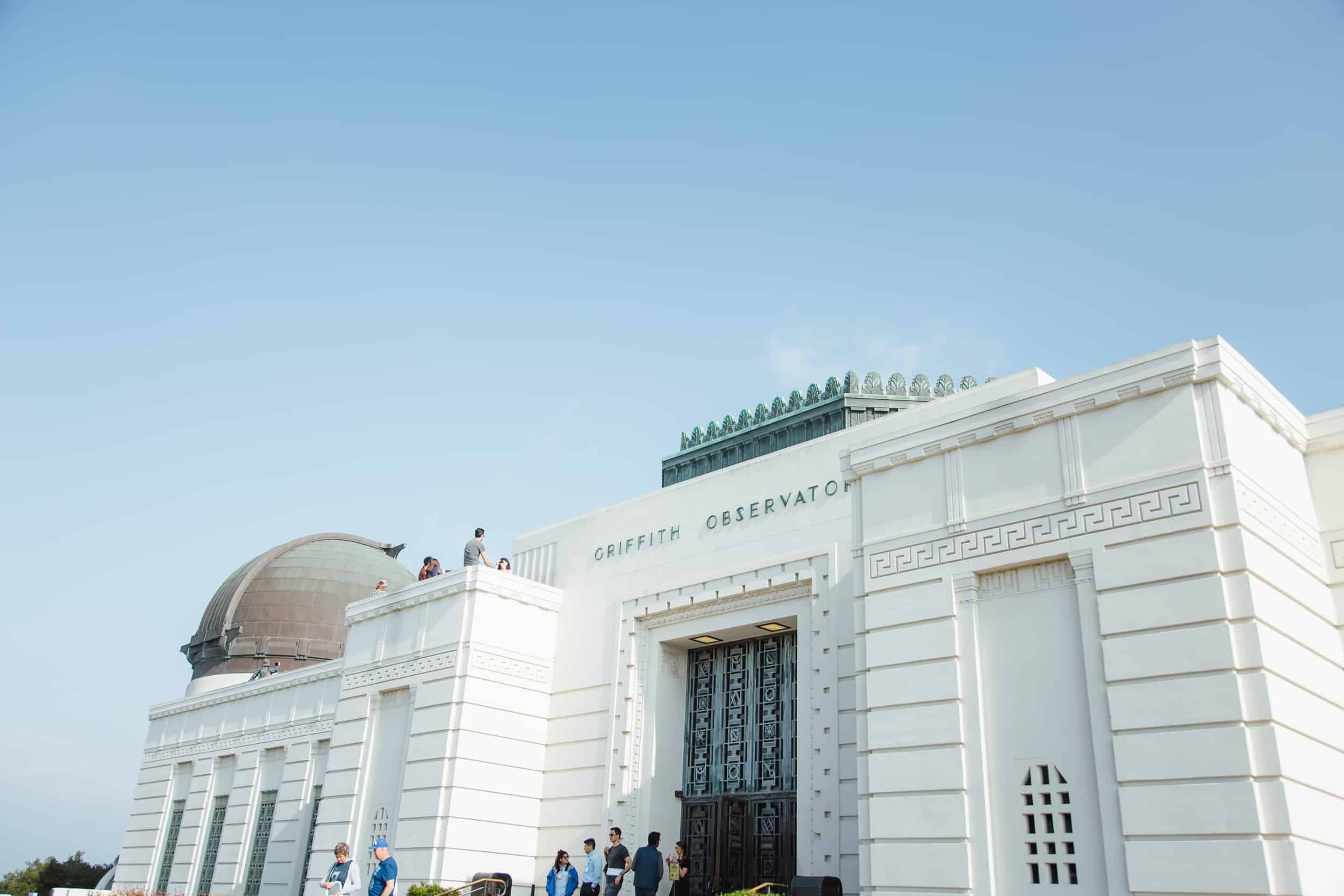 Griffith Observatory | Spearfish