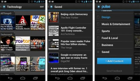 Pulse android
