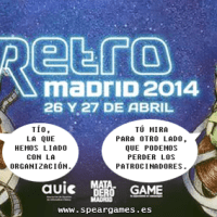 RetroMadrid 2014: Colas interminables