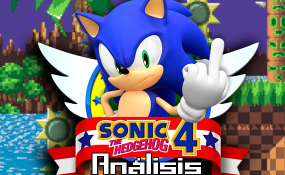 [ReAnálisis] Sonic The Hedgehog 4