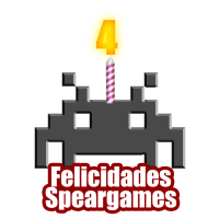 4 añitos de SpearGames