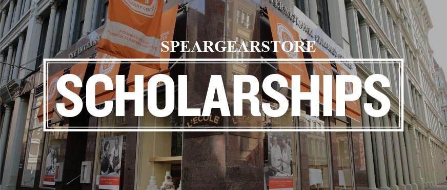 SpearGearStore-Scholarship