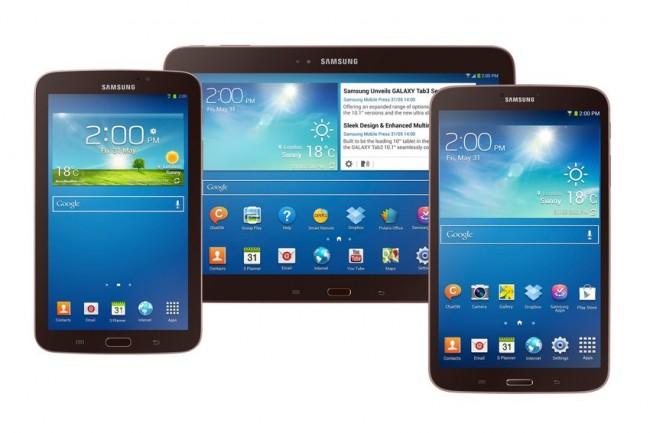Galaxy Tab 3 VS Yoga Tablet