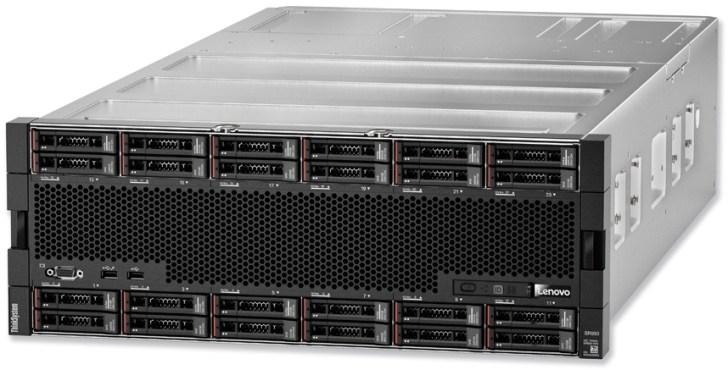 Lenovo ThinkSystem SR950